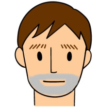 青髭はイヤダ