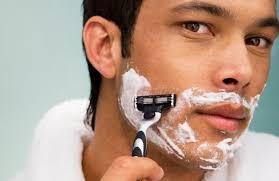 髭剃り回数を少なくしたい